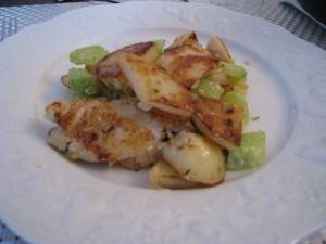 poisson-concombre-2-300x225 légumes dans poisson