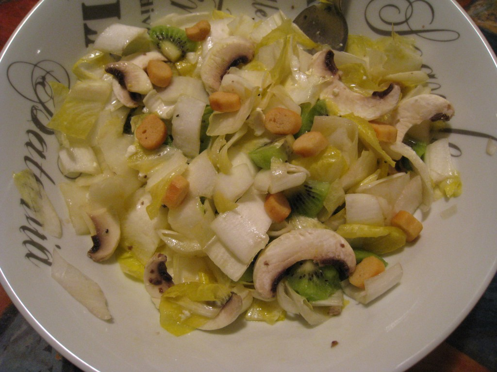 Les petits plats de mimimarie salade d endives for Salade entree originale