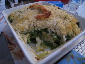 haricots-plats-saumon-4-300x225 légumes dans plat complet