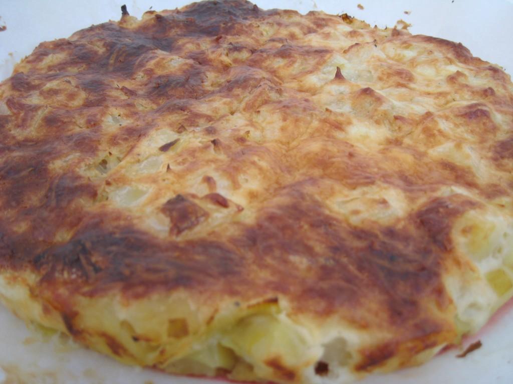 les petits plats de mimimarie 187 quiche poireaux pommes de terre sans oeuf et sans p 194 te